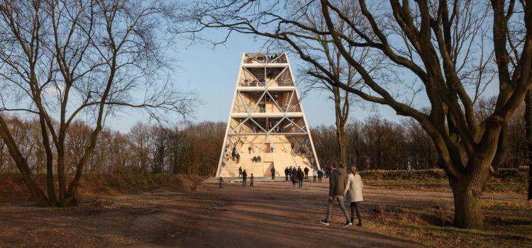 История возрождения голландского форта (из серии «Будущее Охтинского мыса»)